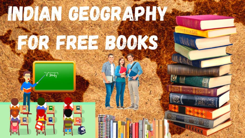 Indian Geography For Free Book